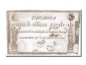 2000 Francs type Domaines Nationaux, signed by Picot