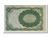 United States, 10 Cents type Fractionnal Currency 5th Emission