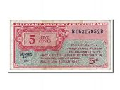 Etats-Unis, 5 Cents type Military Payment Certificate - Series 471
