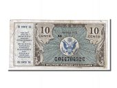 United States, 10 Cents type Military Payment Certificate - Series 472