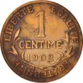 France, Dupuis, Centime, 1902, Paris, VF(30-35), Bronze, KM:840, Gadoury:90