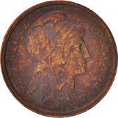 France, Dupuis, Centime, 1913, Paris, EF(40-45), Bronze, KM:840, Gadoury:90