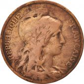 France, Dupuis, 10 Centimes, 1903, Paris, B+, Bronze, KM:843, Gadoury:277