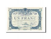 France, Le Havre, 1 Franc, 1917, SUP+, Pirot:68-18