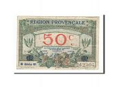 France, Marseille, 50 Centimes, TB+, Pirot:102-13