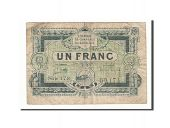 France, Bordeaux, 1 Franc, 1920, TB, Pirot:30-26