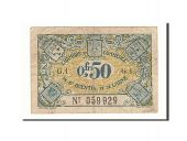 France, Saint-Quentin, 50 Centimes, EF(40-45), Pirot:116-1