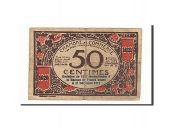 France, Nice, 50 Centimes, 1917, TB, Pirot:91-6