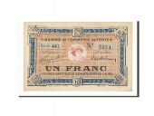 France, Troyes, 1 Franc, SUP, Pirot:124-12