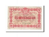 France, Le Havre, 50 Centimes, 1922, TB+, Pirot:68-33