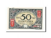 France, Nice, 50 Centimes, 1917, NEUF, Pirot:91-4