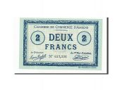 France, Amiens, 2 Francs, 1915, NEUF, Pirot:7-38