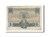 France, Tours, 1 Franc, 1920, TB+, Pirot:123-4