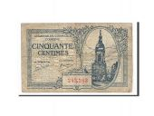France, Amiens, 50 Centimes, 1922, TB+, Pirot:7-22