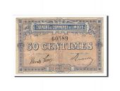 France, Limoges, 50 Centimes, 1914, TTB, Pirot:73-1
