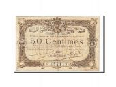 France, Le Havre, 50 Centimes, 1917, EF(40-45), Pirot:68-17