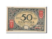 France, Nice, 50 Centimes, 1917, SUP, Pirot:91-4