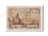 France, Lille, 50 Centimes, TB+, Pirot:94-4