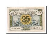 France, Clermont-Ferrand, 25 Centimes, SUP, Pirot:40-1