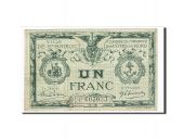 France, Saint-Brieuc, 1 Franc, TTB+, Pirot:111-12