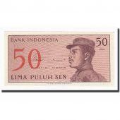 Indonésie, 50 Sen, 1964, KM:94a, SPL+