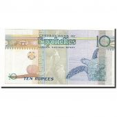 Seychelles, 10 Rupees, Undated (1998-2010), KM:36a, SPL