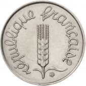 France, Épi, Centime, 1963, Paris, SUP, Stainless Steel, KM:928, Gadoury:91