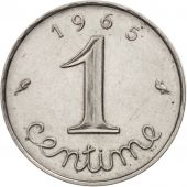 France, Épi, Centime, 1965, Paris, SUP+, Stainless Steel, KM:928, Gadoury:91
