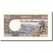 New Hebrides, 100 Francs, 1970, KM:18a, NEUF