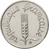 France, Épi, Centime, 1977, Paris, AU(55-58), Stainless Steel, KM:928, Gadoury91