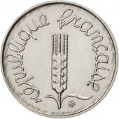 France, Épi, Centime, 1982, Paris, MS(63), Stainless Steel, KM:928, Gadoury:91