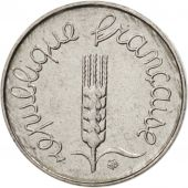 France, Épi, Centime, 1989, Paris, SUP, Stainless Steel, KM:928, Gadoury:91