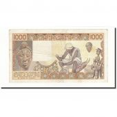 West African States, 1000 Francs, 1981, KM:207Bb, AU(50-53)