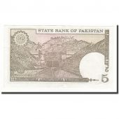 Pakistan, 5 Rupees, undated 1983-2006, KM:New, UNC(65-70)