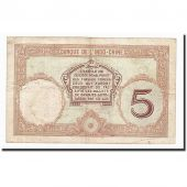 New Hebrides, 5 Francs, Undated (1941), KM:4b, TB