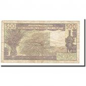 West African States, 500 Francs, 1981, KM:306Ce, TB