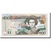East Caribbean States, 100 Dollars, 2000, KM:41d, UNC(65-70)