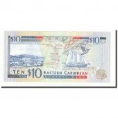 East Caribbean States, 10 Dollars, Undated (1994), KM:32a, UNC(65-70)