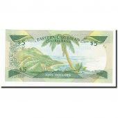 East Caribbean States, 5 Dollars, Undated (1986-88), KM:18d, UNC(65-70)
