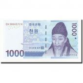 South Korea, 1000 Won, Undated (2007), KM:54a, UNC(65-70)