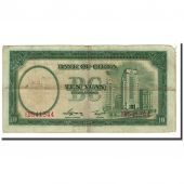 Banknote, China, 10 Yüan, 1937, KM:81, VF(20-25)