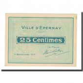 France, Epernay, 25 Centimes, SPL