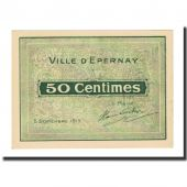 France, Epernay, 50 Centimes, SUP