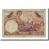France, 100 Francs, 1947 French Treasury, Undated (1947), VG(8-10)