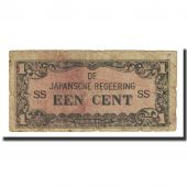 Banknote, Netherlands Indies, 1 Cent, Undated (1942), KM:119a, F(12-15)