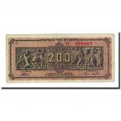 Banknote, Greece, 200,000,000 Drachmai, 1944-09-09, KM:131a, VF(20-25)