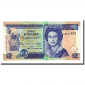 Billet, Belize, 2 Dollars, 2014-11-01, NEUF