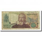 Banknote, Italy, 2000 Lire, 1973-10-08, KM:103a, VF(20-25)