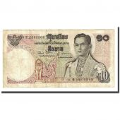 Banknote, Thailand, 10 Baht, 1969-06-24, KM:81, EF(40-45)
