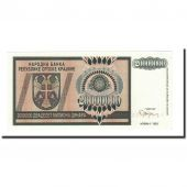 Banknote, Croatia, 20 Million Dinara, 1993, KM:R13a, UNC(65-70)